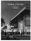 Lake Nona Town Center Brochure cover art
