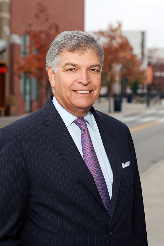 Yaromir Steiner, CEO of Steiner + Associates based in Columbus, Ohio.