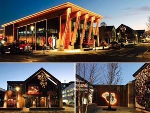 Collage of Easton restaurants